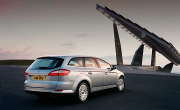 Ford Mondeo 2.0 ECOnetic Estate
