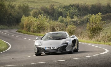 McLaren 650S Coupe 2016 - Review