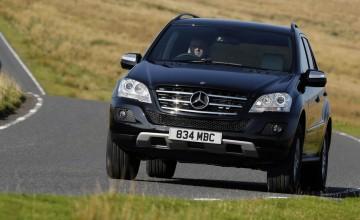 Mercedes-Benz M-Class 350 CDI BlueEFFICIENCY Grand Edition
