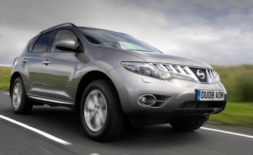 Murano gets mean with diesel