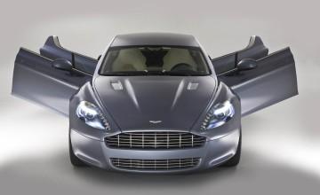 Rapide progress at Aston Martin