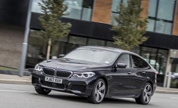 BMW boosts its Six appeal