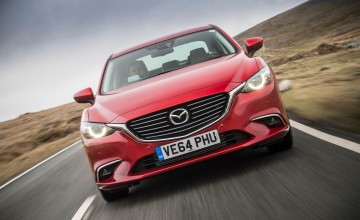 Mazda moving upmarket with new 6
