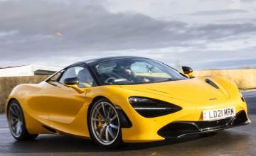 Stunning new 720S from McLaren