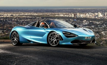 McLaren 720S Spider Luxury