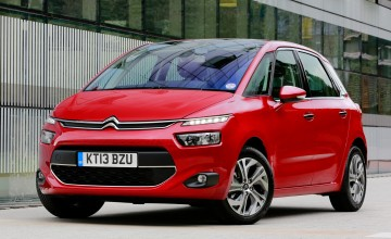 Citroen C4 Picasso e-Hdi Exclusive Airdream