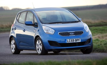 Kia Venga - the car for space fans
