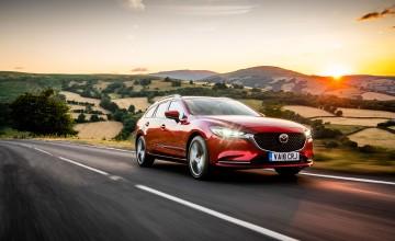 Mazda6 2.0 Tourer Sport Nav+