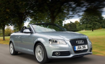 Audi A3 Cabriolet 1.6 TDi S-line