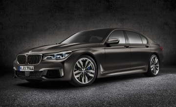 New flagship BMW breaks cover