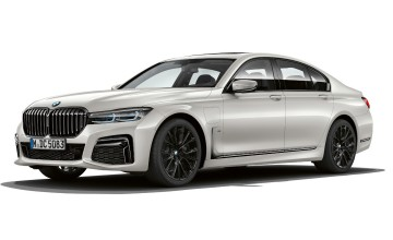 BMW plugs in with new 7 Series