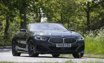 BMW opens 8 Series in style