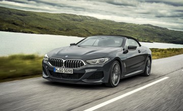 BMW opens up with new 8 Series