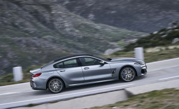 BMW thinks big with new 8 Series Gran Coupe
