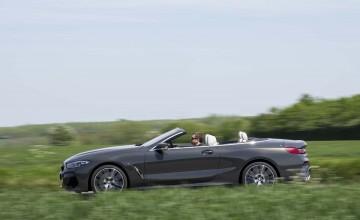 BMW 840d Convertible