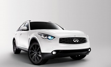 Super exclusive Limited Edition from Infiniti