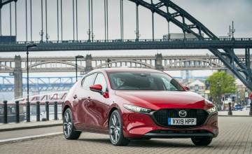 Mazda3 Skyactiv-G 2.0 Sport Lux