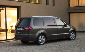 Ford's car-like family mover