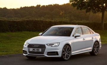 Audi A4 - brilliant executive