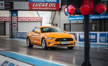 Life's no drag in a new Ford Mustang