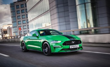 Ford Mustang GT Fastback 5.0