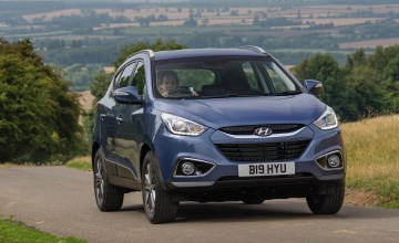 New entry level Hyundai SUV