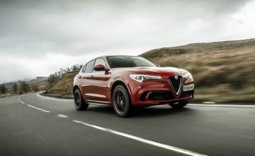 Alfa Romeo Stelvio Q4 2.2