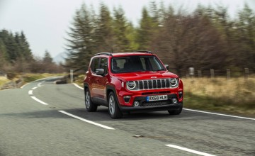 Jeep Renegade Limited 1.0 GSE T3
