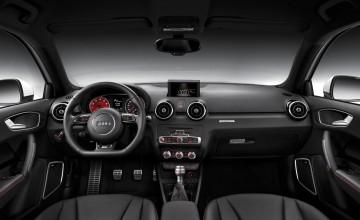Storming new Audi mini