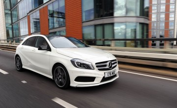 Mercedes-Benz A220 CDI BlueEfficiency AMG Sport