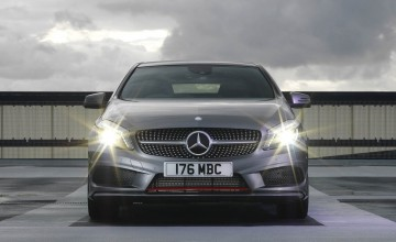 Mercedes-Benz A 250 BlueEFFICIENCY Engineered by AMG