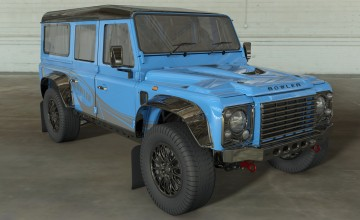 Defender deal saves classic shape