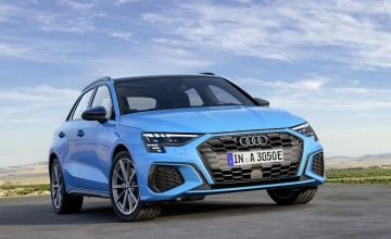Audi plugs in with A3 Sportback