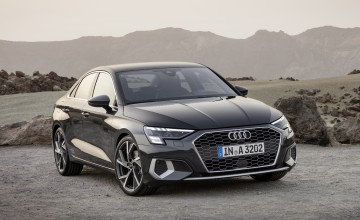 Audi puts boot in on new A3