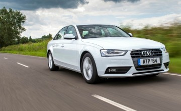 Ultra efficiency for Audi A4