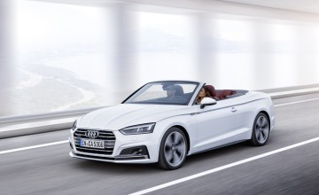 New cabriolet completes Audi A5 line-up