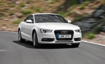 Audi A5 hard to beat