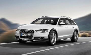 Audi takes on the tough stuff