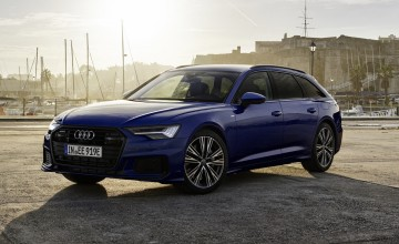 New look for Audi A6 and A7