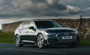 Audi A6 impresses as saloon and estate