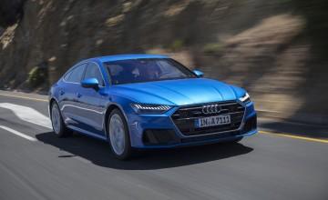 Audi makes A7 heaven