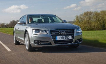 Audi A8 4.2 TDI quattro SE Executive tiptronic