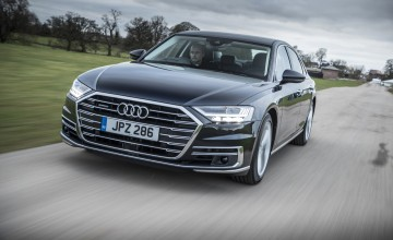 Audi ahead of the game with new A8