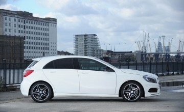 Mercedes Benz A250 AMG Sport 4Matic