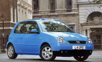 Lupo a city car pioneer