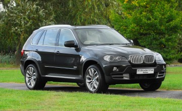 BMW's top selling 4x4