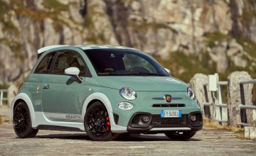 Abarth's anniversary special