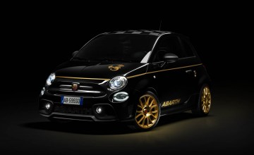 Abarth unveils a dynamic duo