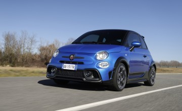 Abarth releases Yamaha Factory Racing Edition