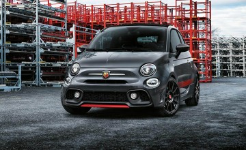 Abarth launches Yamaha special